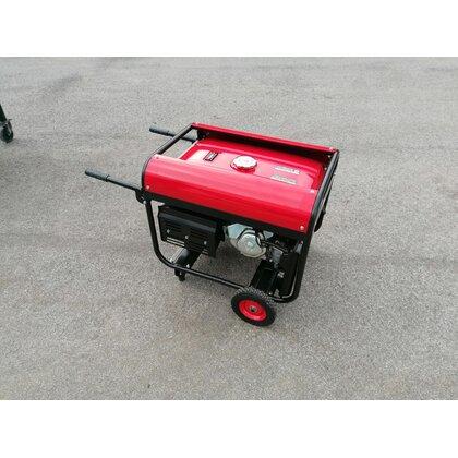 Gerador 5.5 kW Arranque elétrico