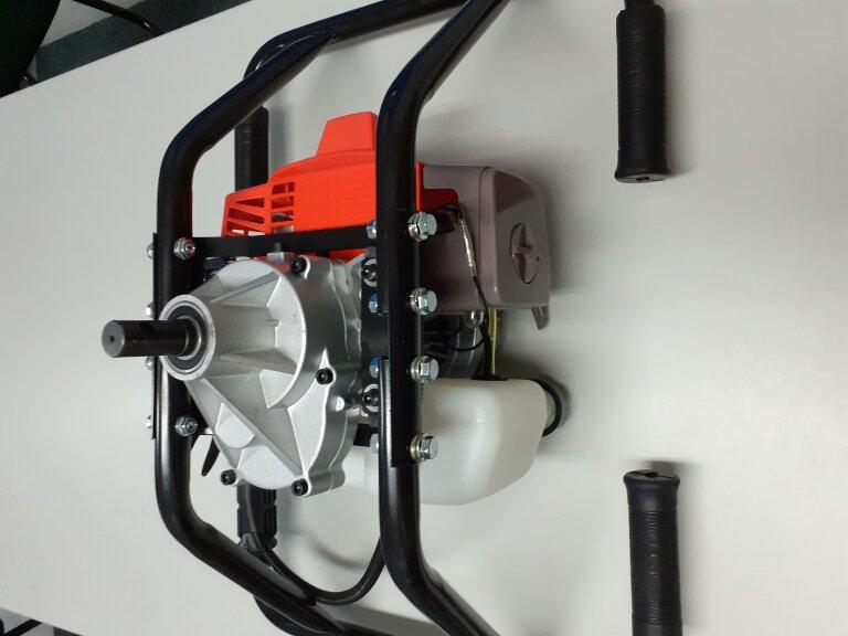Perfurador de Solos Potente 63cc