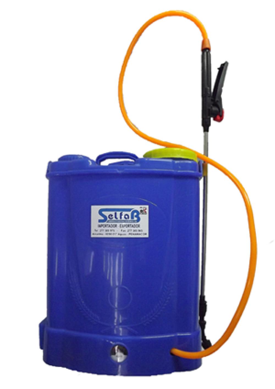 Pulverizador 16 litros c/ bateria