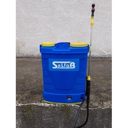 Pulverizador 16 litros Eléctrico