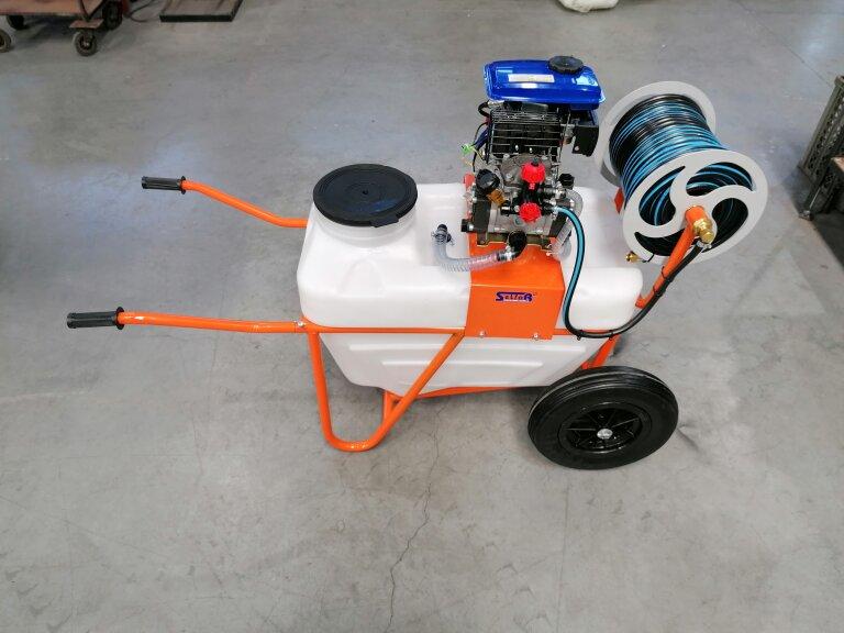 Pulverizador de Carrinho 100SL